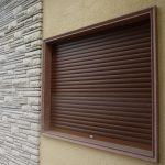 Cornice finestra in marmo Rosso Asiago