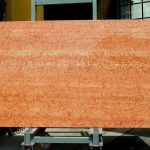 Il Rosso Asiago è un marmo di colore rosso scuro. Viene utilizzato per pavimentazioni lucide e anticate e per rivestimenti di pareti e scale. Il marmo Rosso Asiago viene spesso utilizzato in pavimenti a scacchi assieme al Bianco Perlino. Può essere utilizzato lucido, levigato, spazzolato, sabbiato o bocciardato