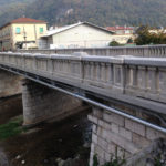 """Restauro """"Ponte della Libertà"""" a Valdagno"""